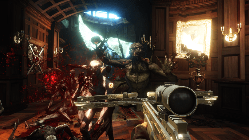 Killing Floor 2 PS4 Announce screenshot 4