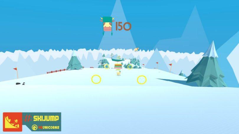 #SkiJump Screenshot Slope 5