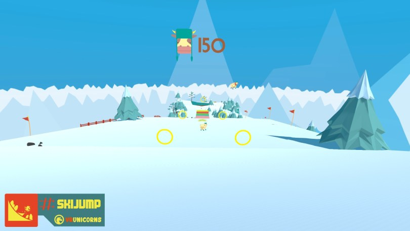 #SkiJump Screenshot Slope 5