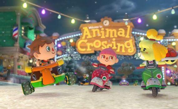 DLC de Mario Kart