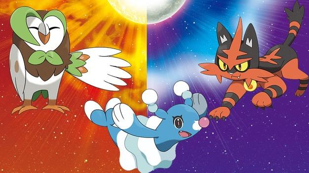 Pokémon Sun e Moon