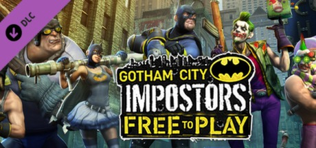 Gotham City Impostors Free to Play: Weapon Pack - Professional