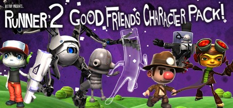 Good Friends Character Pack