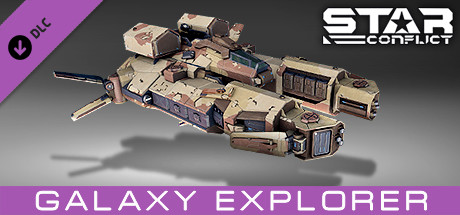 Star Conflict Galaxy Explorer Pack