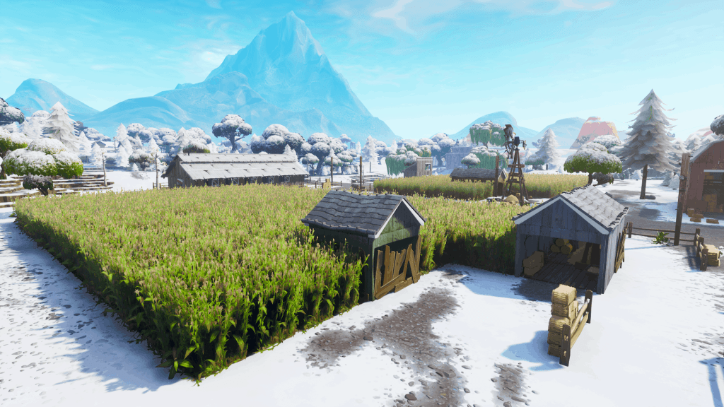 Fatal Fields screenshot Fortnite season 7