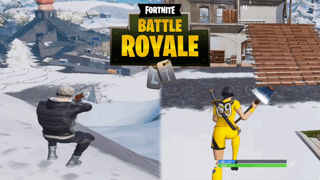 Fortnite stretched resolutions used by streamers and pros