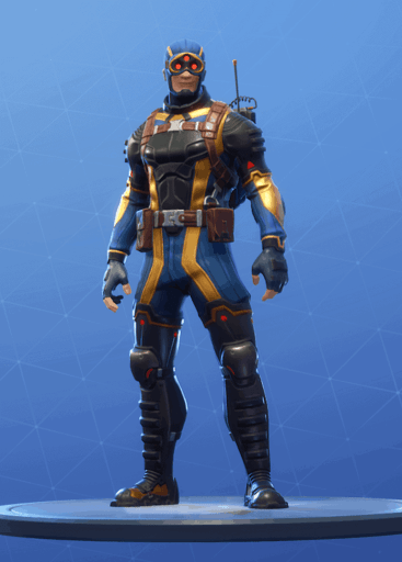 Axiom skin Fortnite season 8