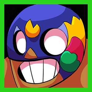 El Primo Icon Brawl Stars