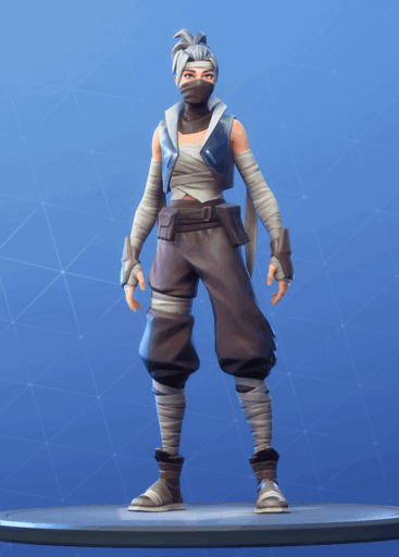Kuno skin Fortnite season 8