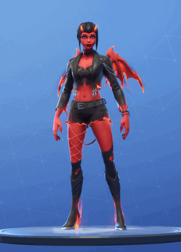 Malice skin Fortnite season 8