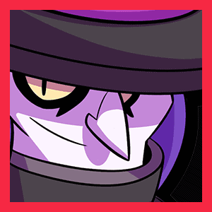 Mortis Icon Brawl Stars
