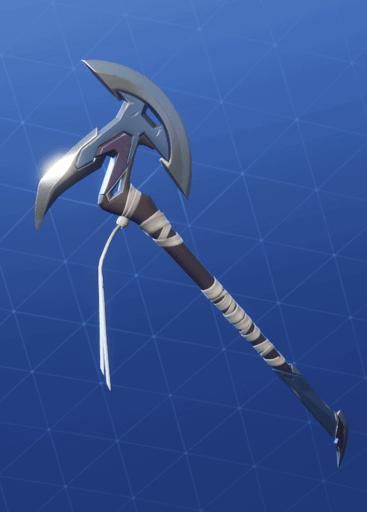 Quickstrike pickaxe Fortnite season 8