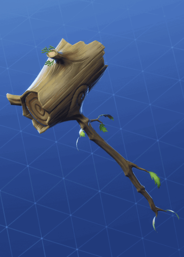 Stumpy Pickaxe Fortnite season 8