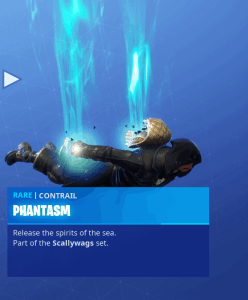 Tier 37 Phantasm contrail