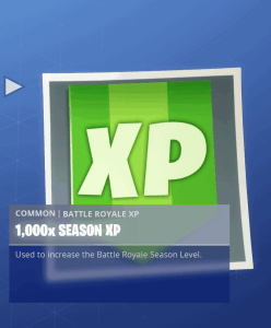 Tier 66 1000x Season XP