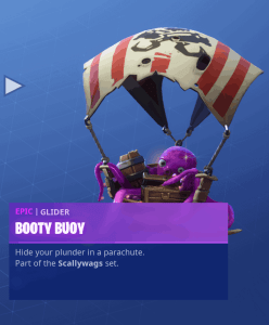 Tier 79 Booty Buoy glider