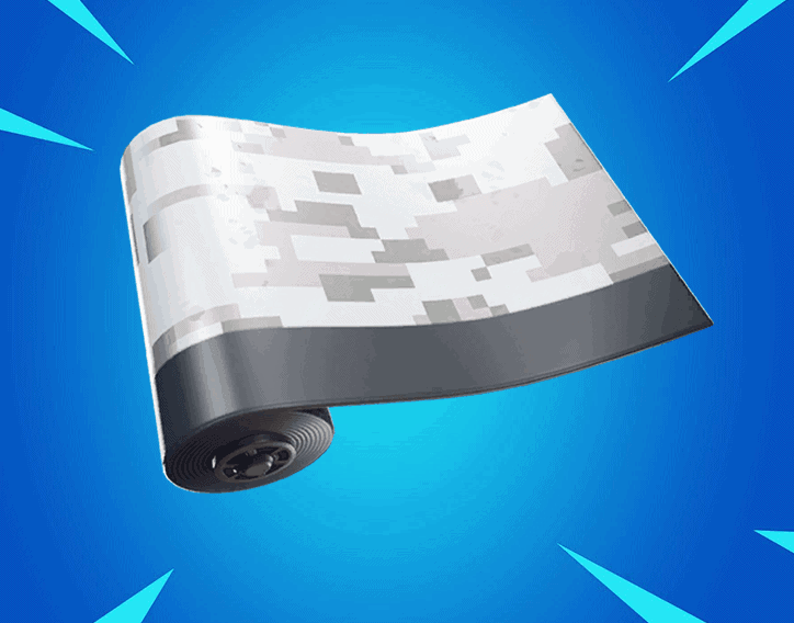 Digital Grayscale wrap fortnite season 8