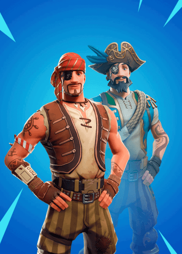 Sea Wolf skin season 8 Fortnite