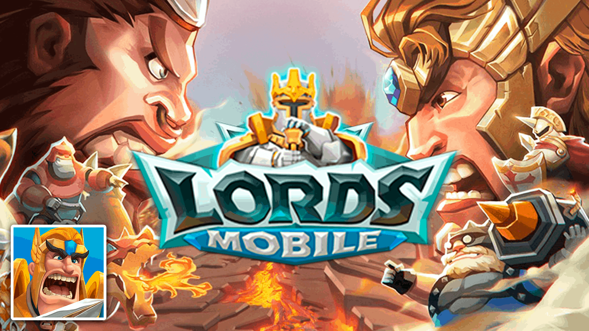 How To Play Lords Mobile On PC Guide