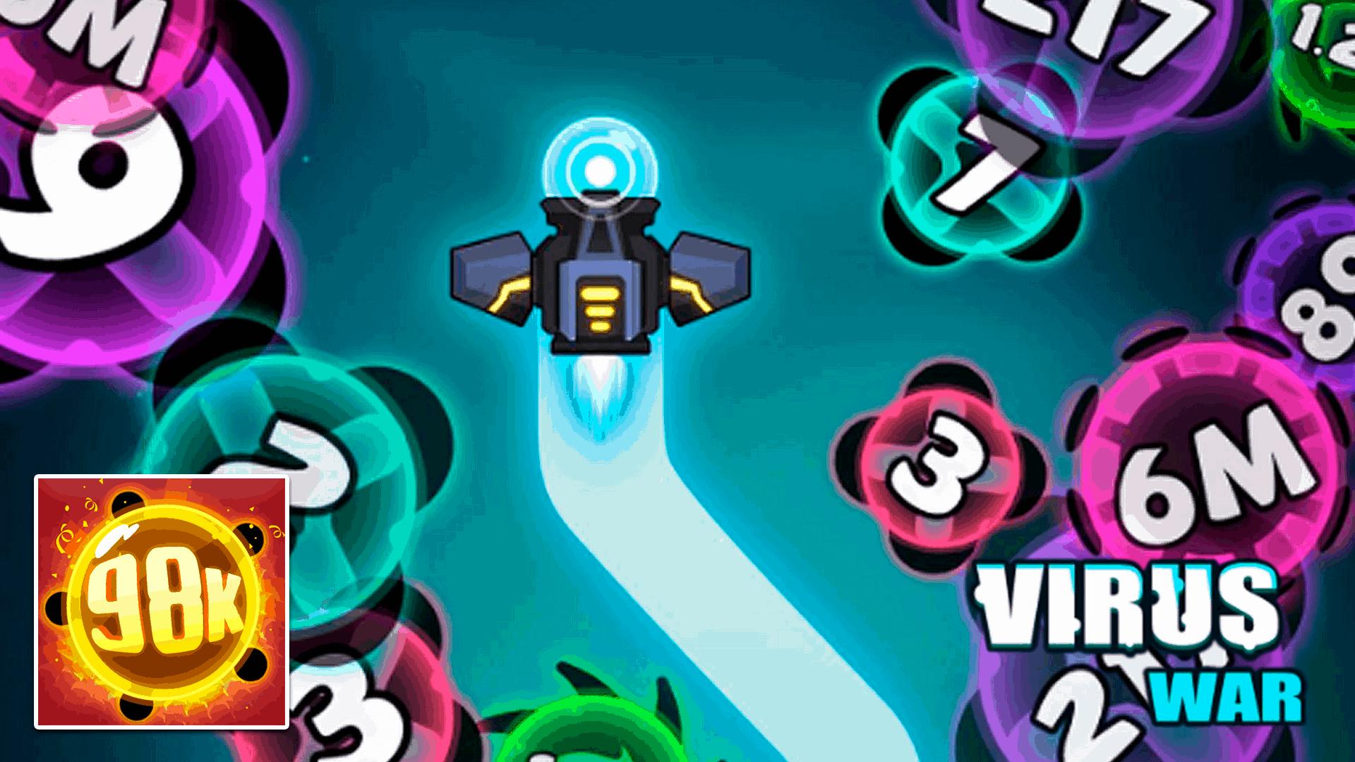 Virus War – Mobile Game Guide – Tips & Tricks To Beat The Viruses