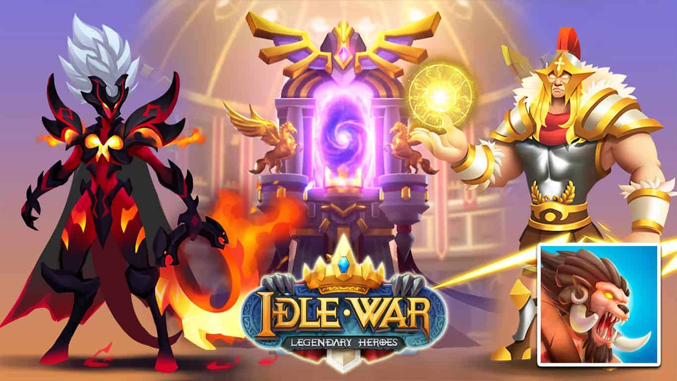 How To Download & Play Idle War On PC Guide