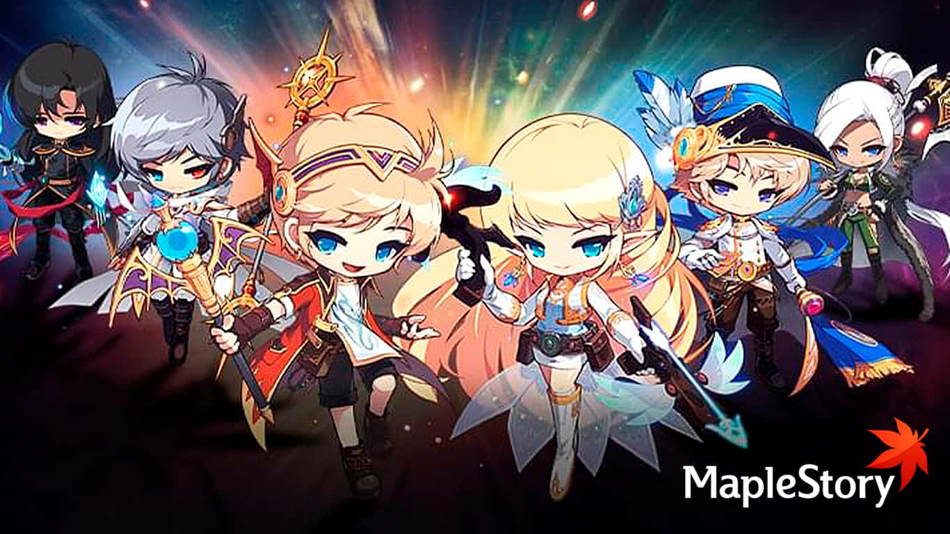 Maplestory – Best Class Tier List & DPS Chart