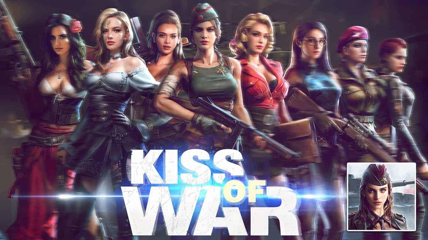 Kiss of War Beginner's Guide – Tips & Tricks To Progress Fast