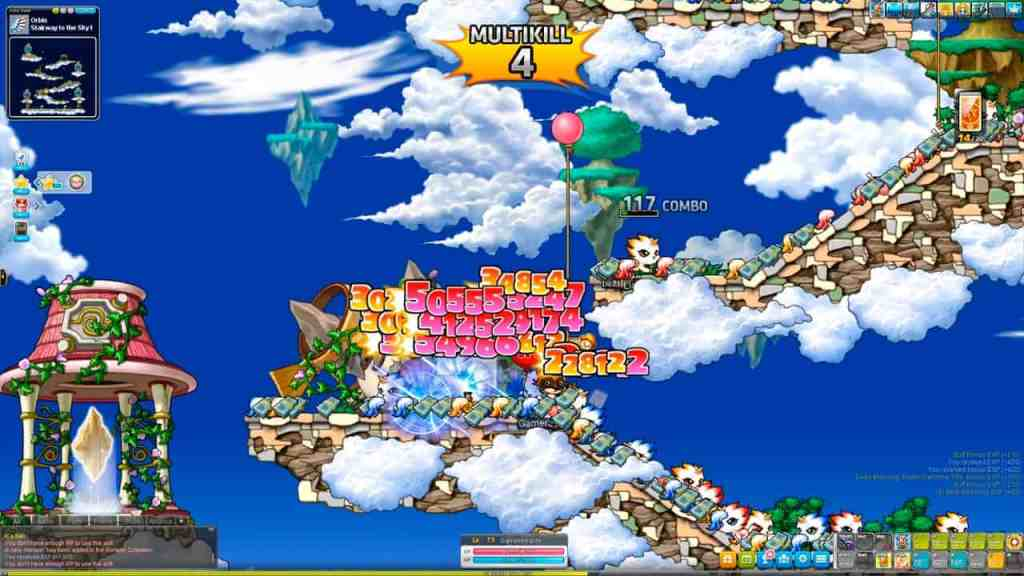 Maplestory Training Guide Level 70-75 Cellion Grupin Lioner