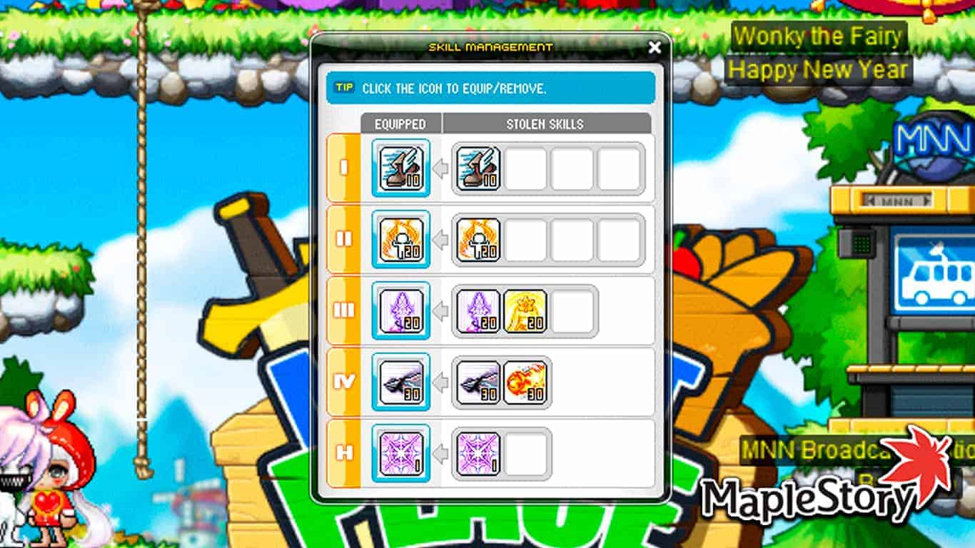 Maplestory – What Skills To Steal As A Phantom