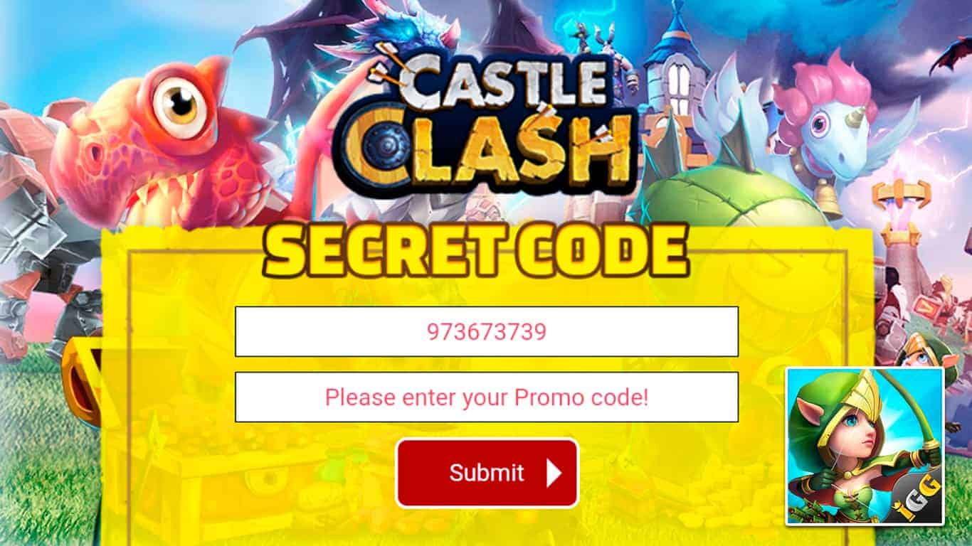 Castle Clash – Redemption Codes List (February 2021) & How To Redeem Codes
