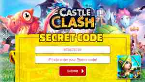 Castle Clash – Redemption Codes List (March 2021) & How To Redeem Codes