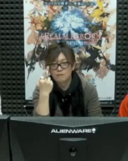 Yoshida Shows Off His Jewelry Gamer Escape