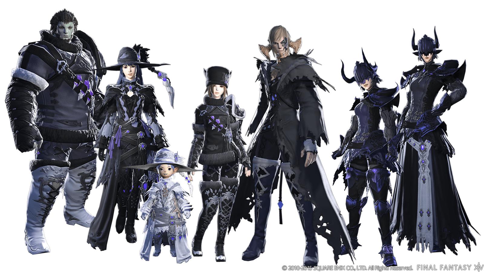 Final Fantasy XIV A Realm Reborn Anook