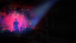 Live Stage slider image
