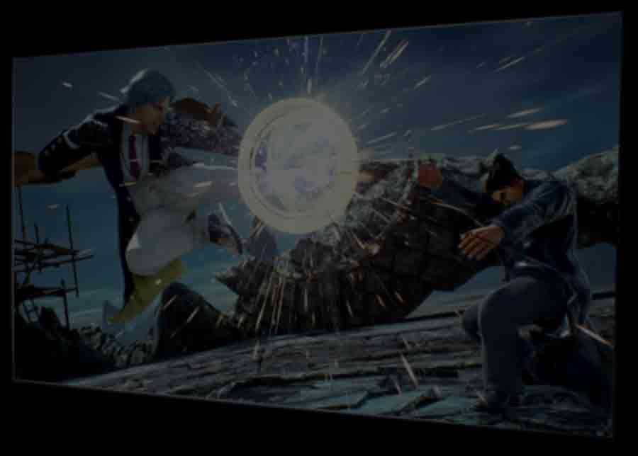 Tekken on the Live Stage