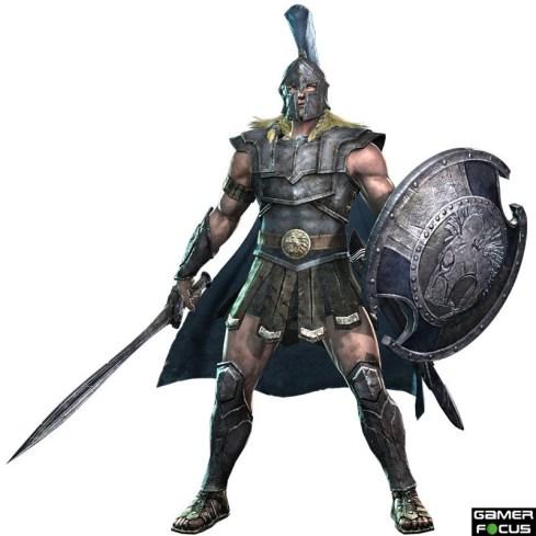 Musou Orochi 2 - Aquiles