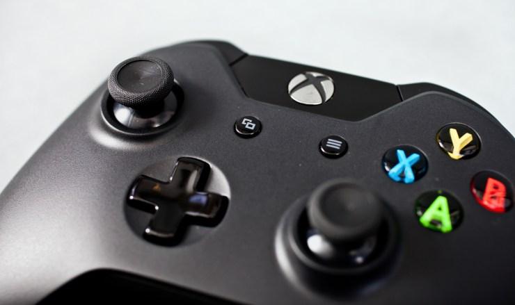 Xbox Juan Control