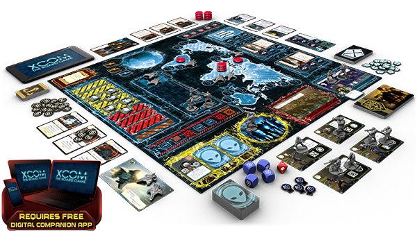 xcom-the-board-game-juego-de-mesa-basado-enemy-unknown-fantasy-flight-games-firaxis-2k-2