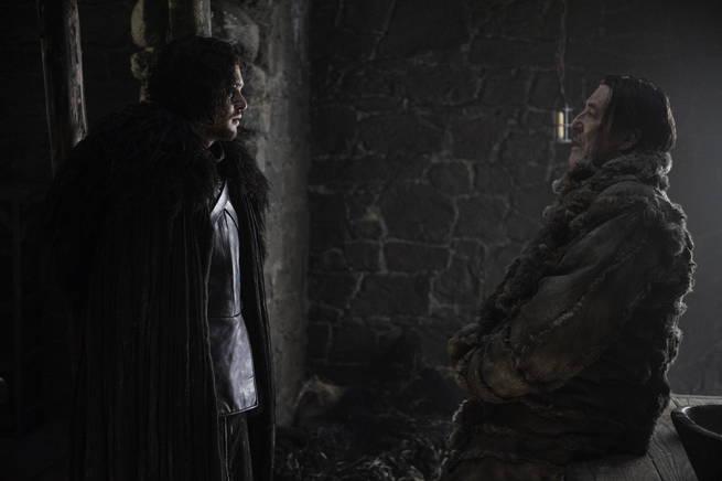 Jon Snow Mance