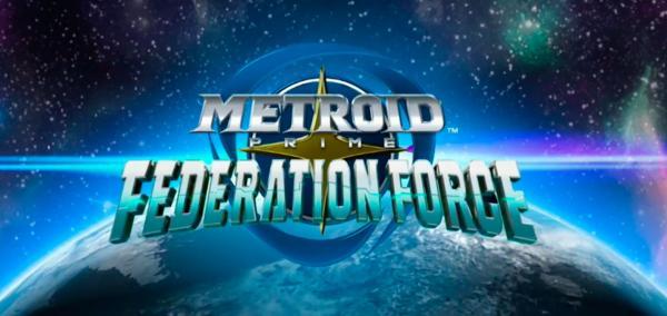 E3 2015 Metroid Federation Force, un regreso cooperativo al universo de Metroid Prime-1