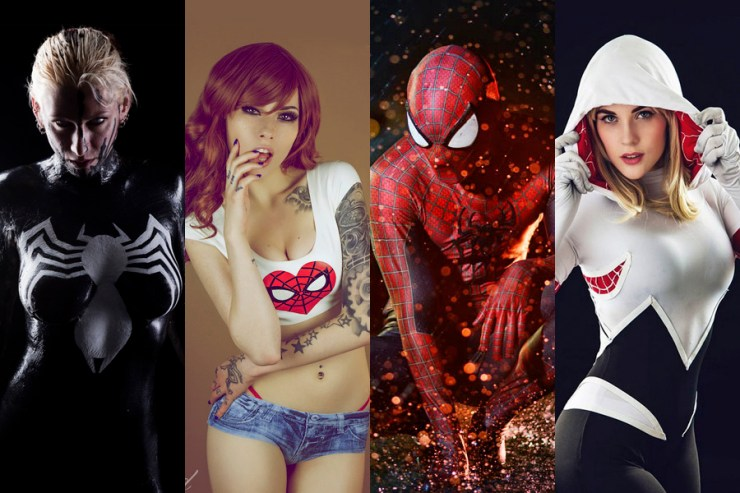 Portada-Cosplay-Spider-Man