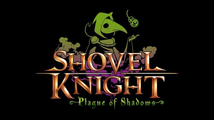 Shovel Knight Plague of Shadows