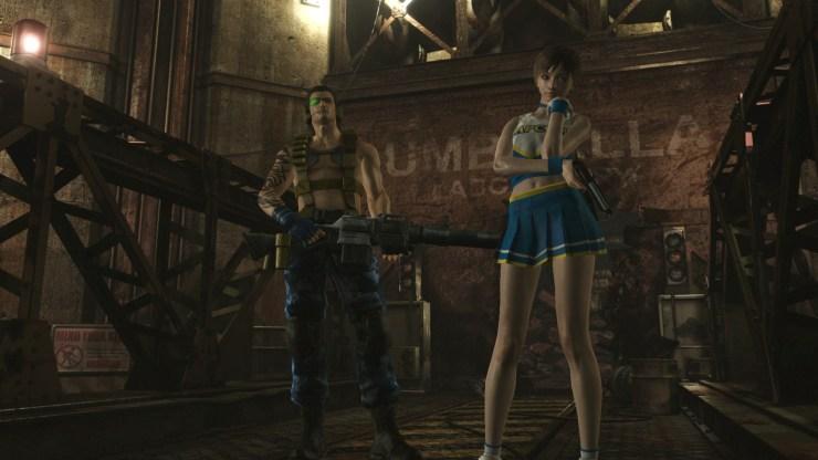 Resident Evil Zero HD Remastered (12)