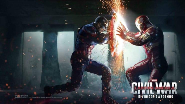 Capitán América - Civil War (2)