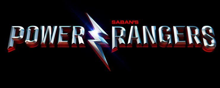 Power Rangers Movie - Logo