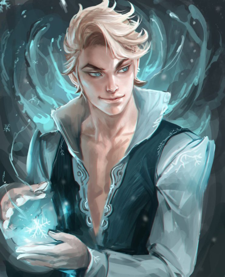 Sakimi Chan Gender Bend Elsa Frozen