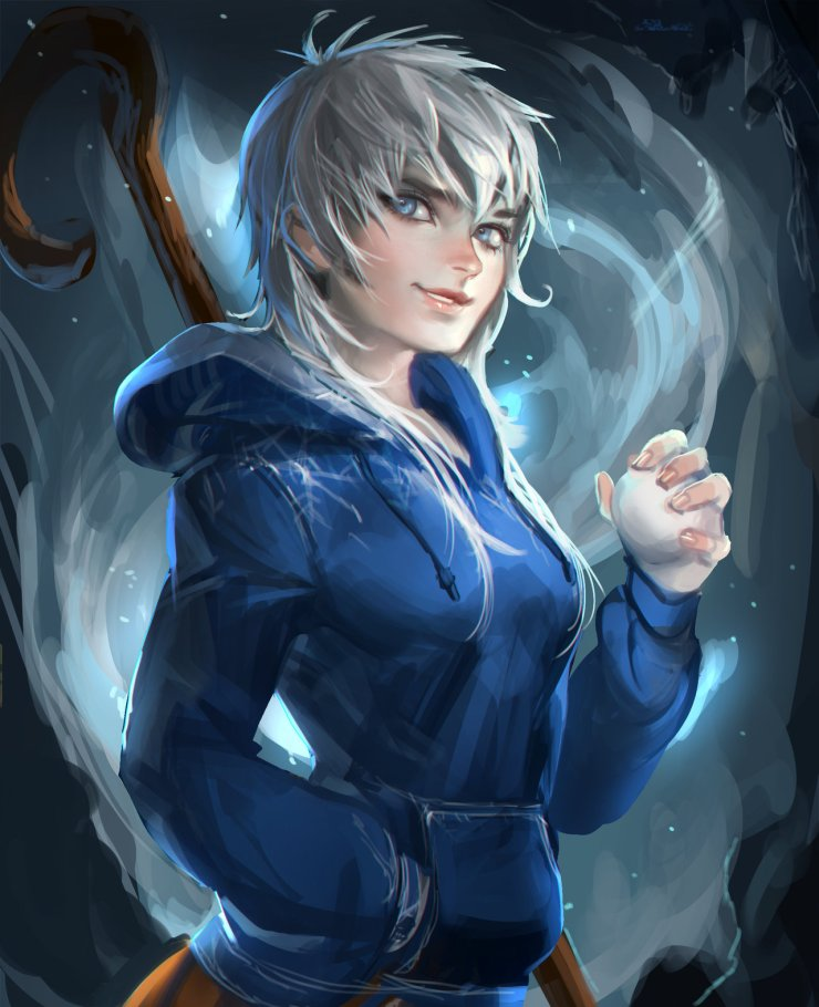 Sakimi Chan Gender Bend Jack Frost