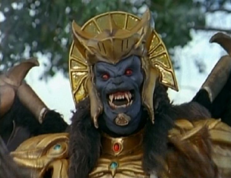 Goldar - Power Rangers