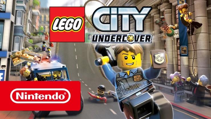 Lego City Undercover No Carga Significativamente Mas Rapido En Switch