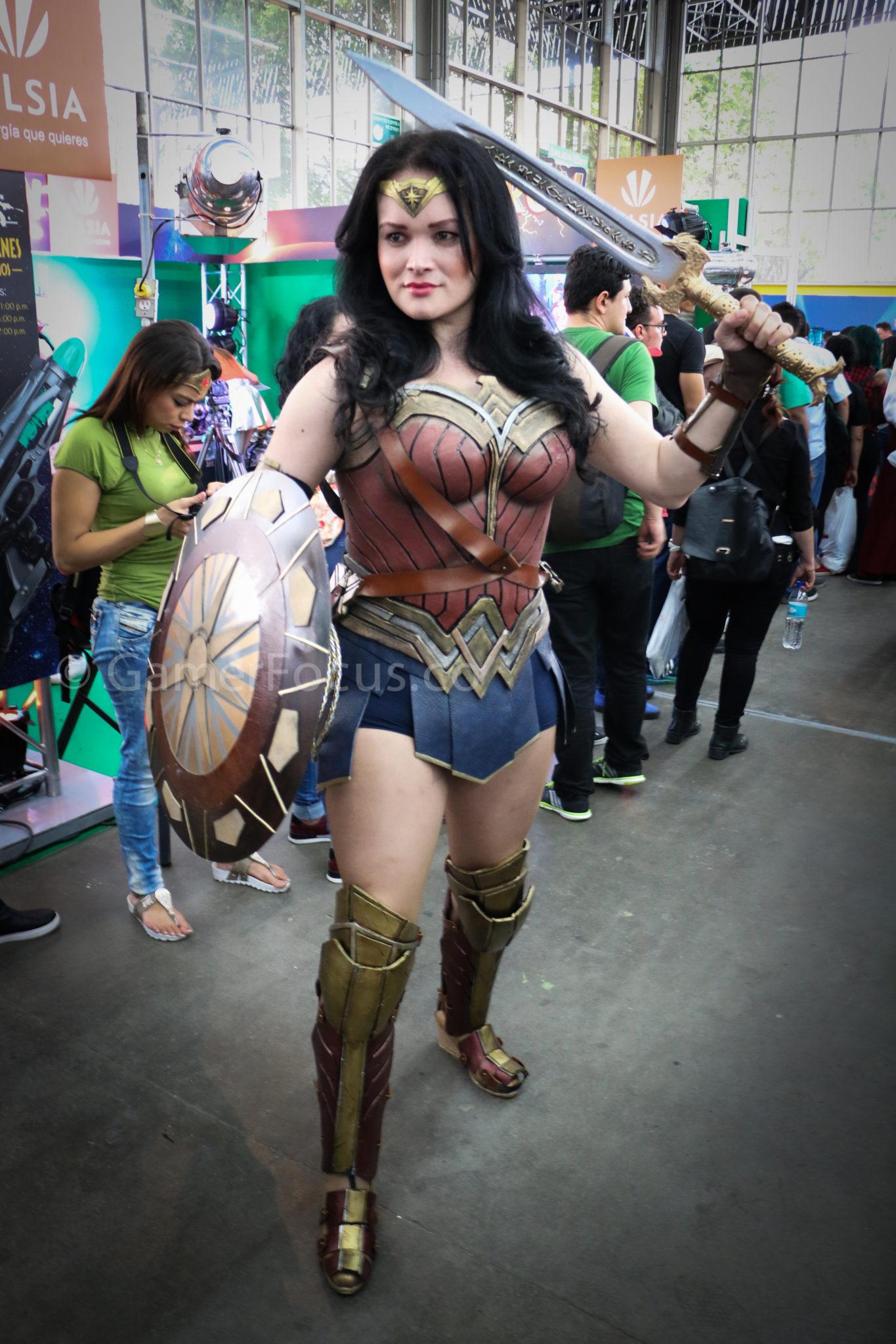 Wonder Woman. Temas relacionadosComic-Con Colombiacosplay 186190cb415a